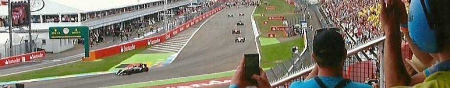 Formel 1 reise
