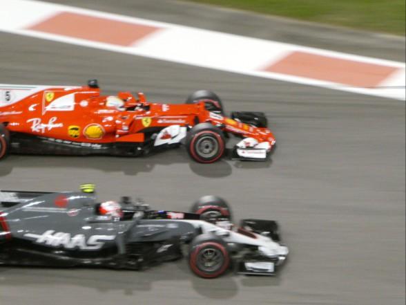 F1 Abu Dhabi 2018