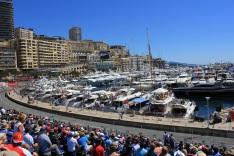 F1 Tribüne Monaco