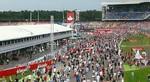 F1 Hockenheim 2014, Pitwalk