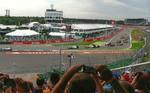 F1 Hockenheim 2014, Blick von Nordtribüne